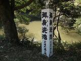 白兎神社 御身洗池