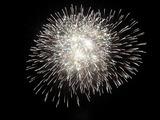 河口湖湖上祭 打ち上げ花火