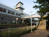 道の駅 大谷海岸 マンボウブリッジ