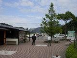 道の駅 おふく 駐車場