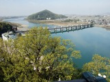 犬山城 天守閣からの眺め