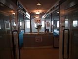 津軽海峡フェリー びなす号 2等客室入口
