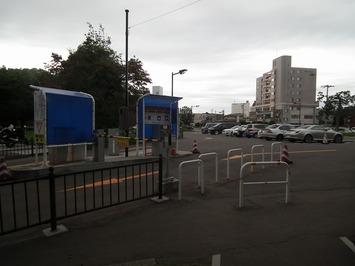 自家用車駐車場