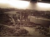 被爆当時の原爆ドーム