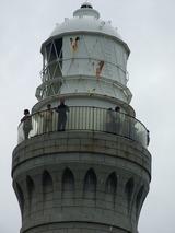 角島灯台 展望台