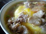 レストラン遊鶴羽 天津丼です