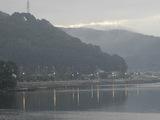道の駅 あいおい白龍城からの眺め