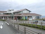 道の駅 ゆうひパーク浜田 全景(2006年度)