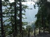 立山黒部アルペンルート 滝見台からの称名滝
