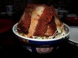 Ogosso(オゴッソ) 蓼科産マーブルポークのソースカツ丼