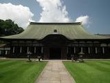 瑞龍寺 法堂(国宝)