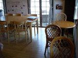 高原のパンやさん 喫茶コーナー