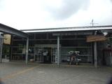 道の駅 近つ飛鳥の里太子 メインの建物