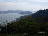 筆影山展望台からの景観�