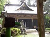 波己曽神社(旧本殿)