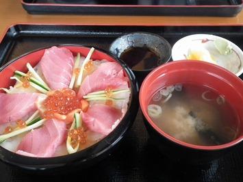 道の駅 北前船松前 海鮮桜華丼