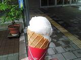 ビオスおおがた どぶろくアイス