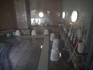 フィール宇奈月 洗い場