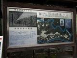 岡城跡案内図