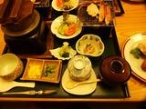 海鮮レストラン 四季庵 かにづくし御膳