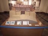 鬼城山ビジターセンター 西門復元模型�