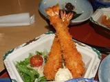 さかな工房「鮮」 海老フライ定食