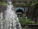 高森湧水トンネル公園 入口