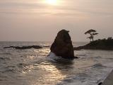 秋谷の立石