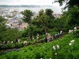 鎌倉 長谷寺 眺望散策路