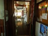 道の駅 みねはま 食堂入口