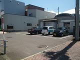 道の駅 いわない 駐車場