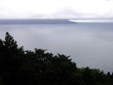 道の駅 河野 展望台からの景色