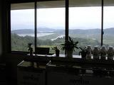 道の駅 一本松展望園からの眺め