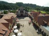 ハイジの村 展望塔からの眺め�