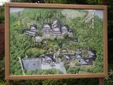 鎌倉 長谷寺 境内案内図