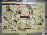 黄金崎クリスタルパーク案内図