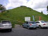 道の駅 こんぜの里 裏山