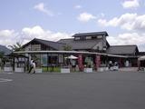 道の駅 アグリの郷栗東の建物