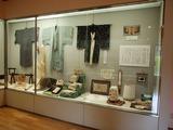 春日山城跡ものがたり館 展示品の数々
