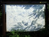ブナ原生林と十二湖散策マップ