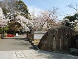 犬山城 入口