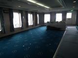 津軽海峡フェリー びなす号 2等客室