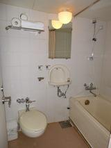 津軽海峡フェリー びなす号 浴室