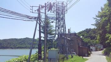桂沢ダム管理支所