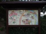 流れ橋周辺案内図