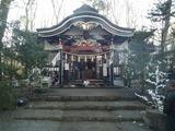 新屋山神社(あらややまじんじゃ) 本宮 本殿