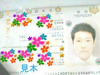 パスポート申請-愛媛県松山市