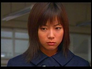 相武紗季さん-松山東高
