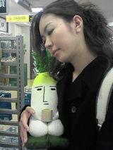 miwako_with_あおくび大根