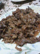 大盛り焼き肉